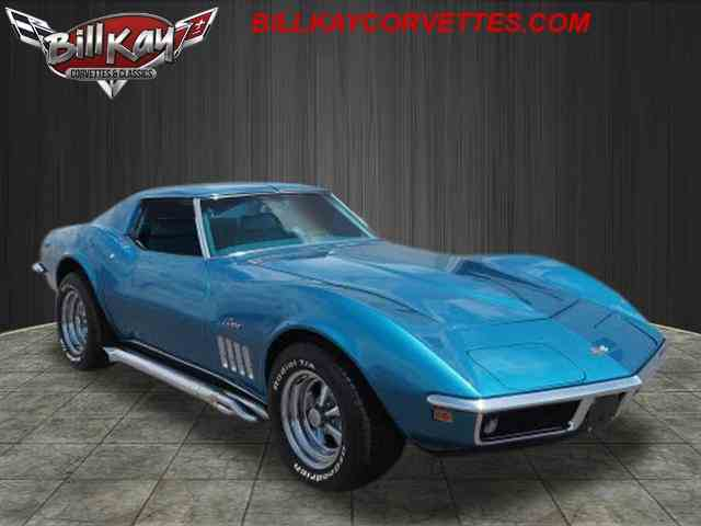 Picture of '69 Corvette - NU4N