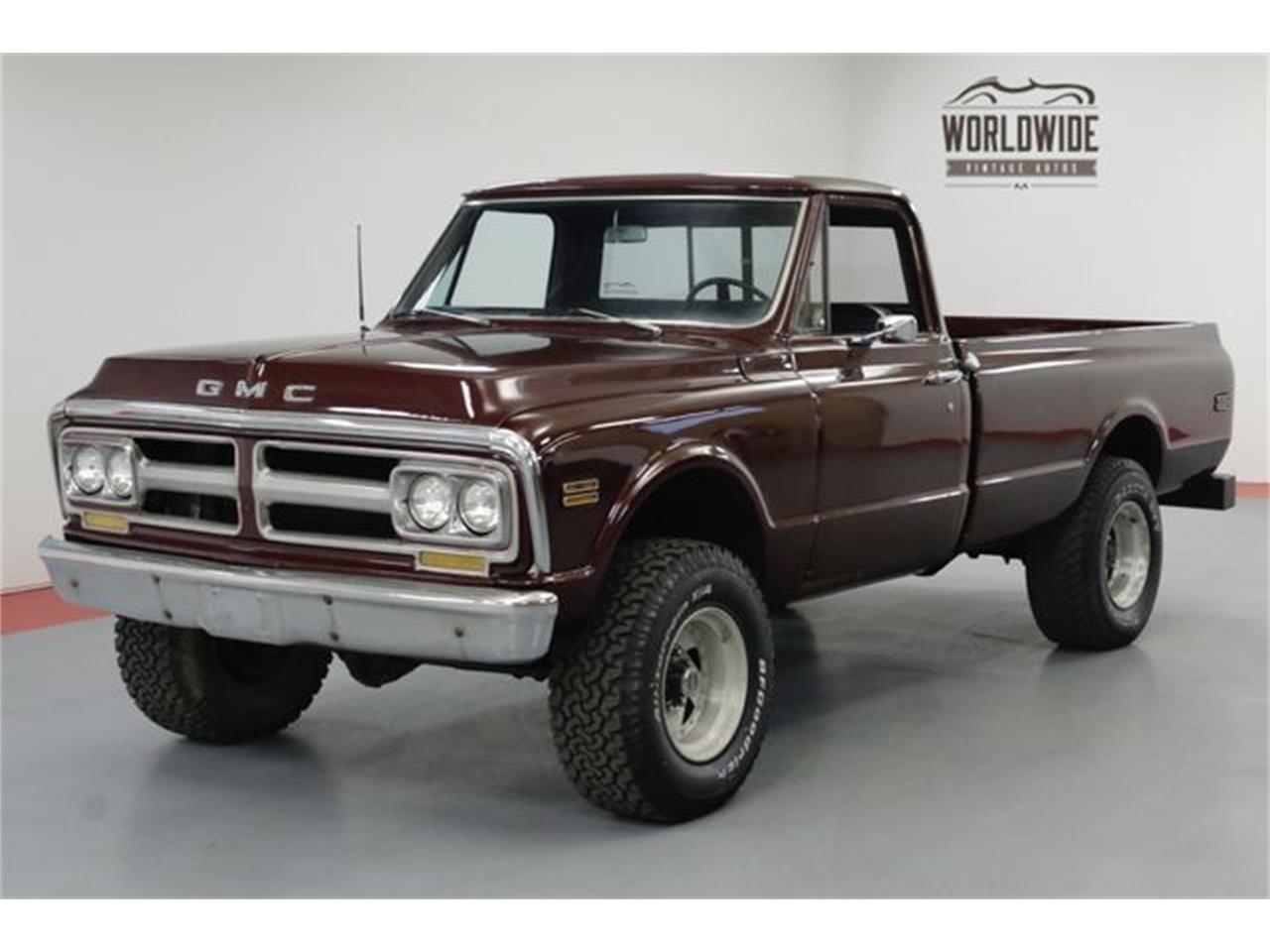 For Sale: 1972 GMC K20 in Denver , Colorado