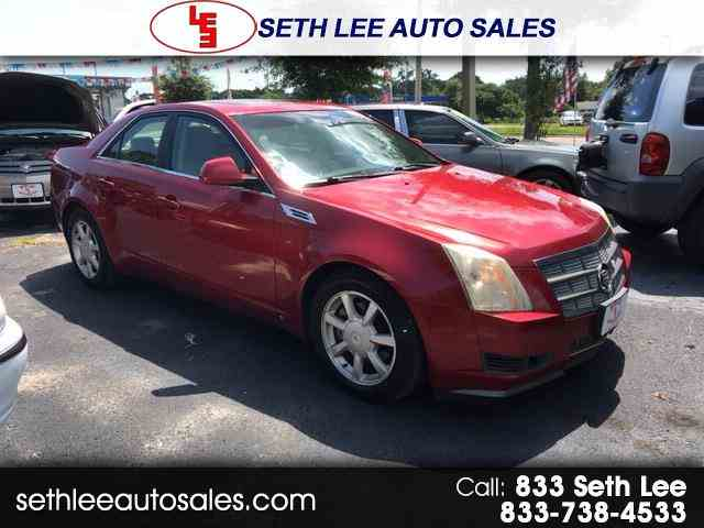 Picture of '08 CTS - NSNC