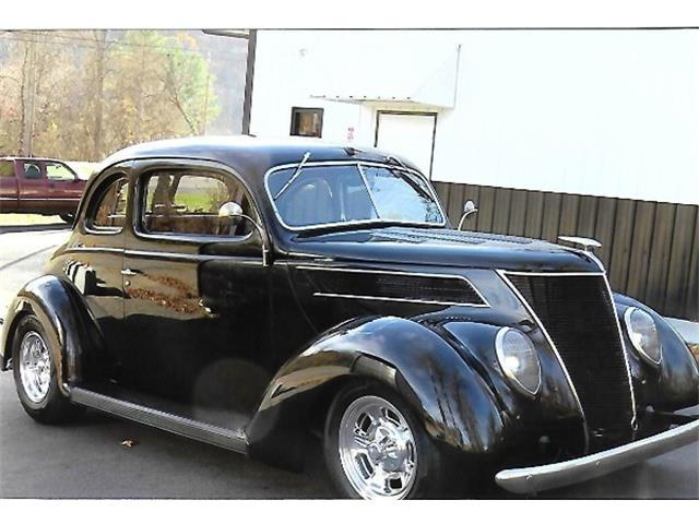 Picture of '37 Club Coupe - NU5J