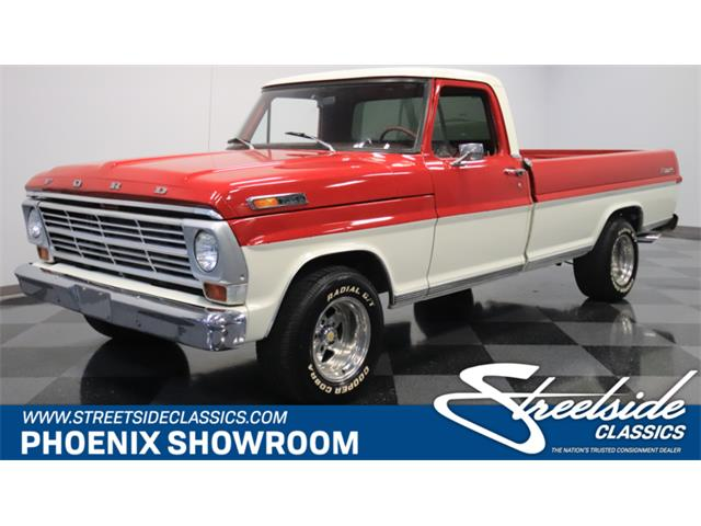 Picture of '69 1/2 Ton Pickup - NU5K