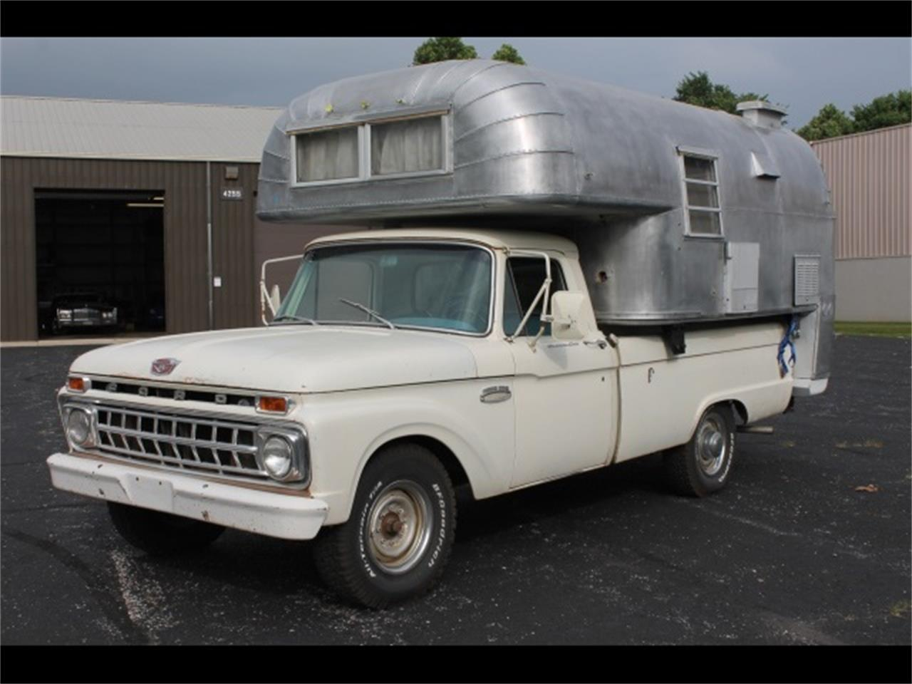 For Sale: 1965 Ford F250 in Fort Wayne, Indiana
