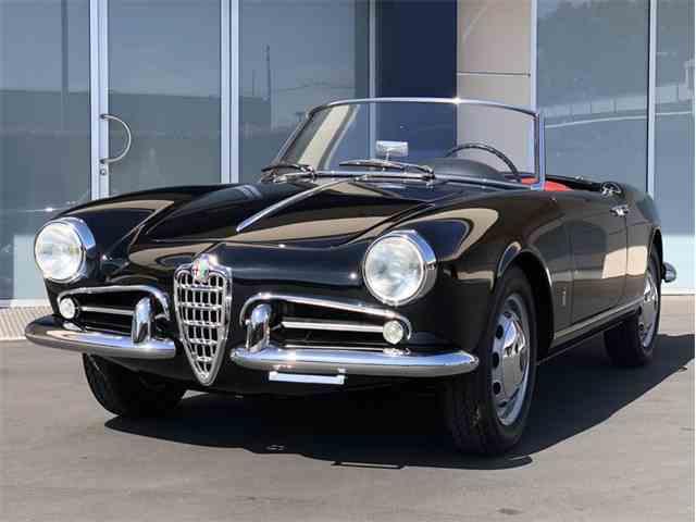 Picture of '59 Giulietta Spider - NU5Q