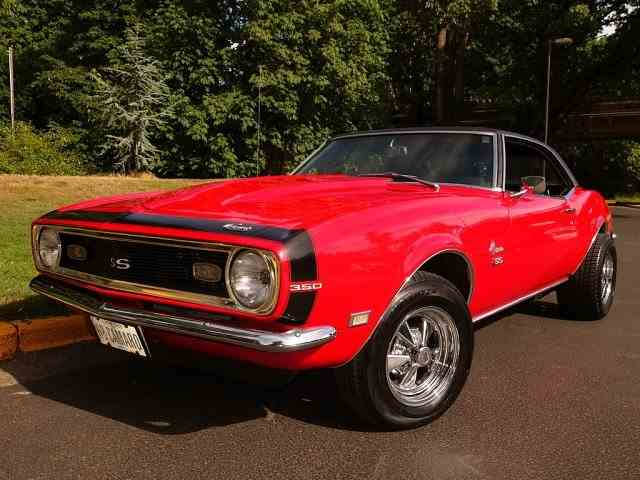 Picture of '68 Camaro - NU6A