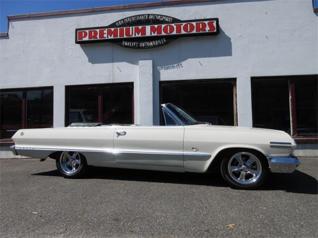 Picture of '63 Impala SS - NU6C