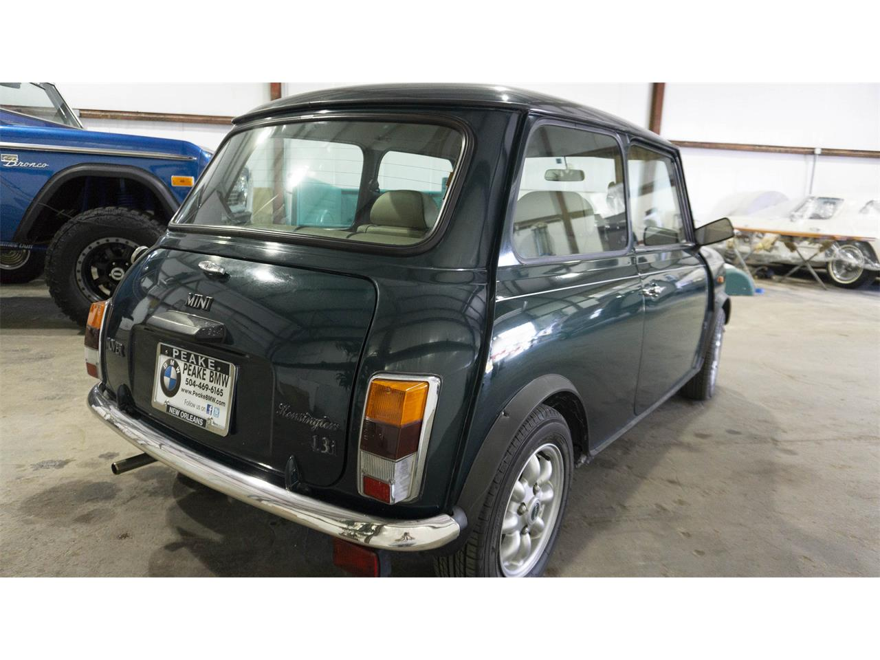 Large Picture of '70 Mini - NU6F