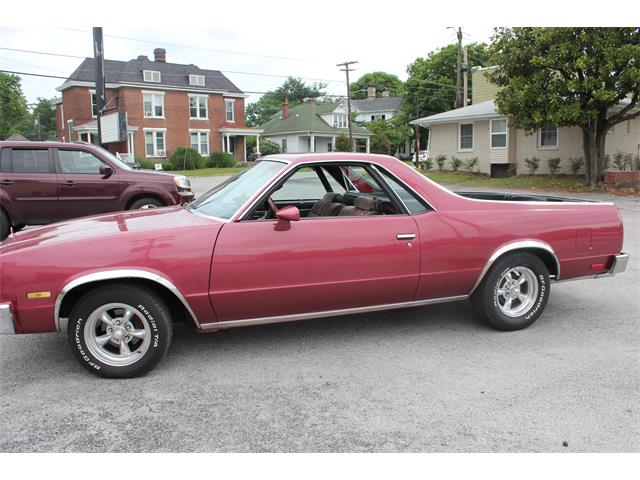 Picture of '84 El Camino - NU7C