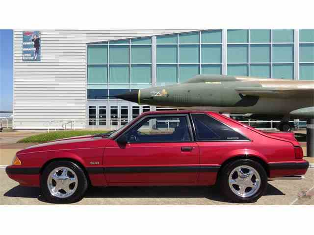 Picture of '90 Mustang - NU7L