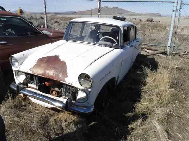Picture of '61 Custom - NU80