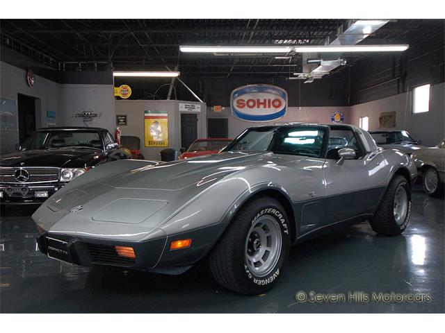 Picture of '78 Corvette - NU83