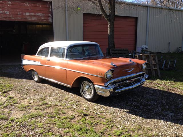 Picture of Classic 1957 Chevrolet 210 located in Mississippi Offered by a Private Seller - NU85