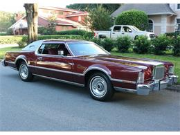 Picture of '76 Continental Mark IV - NU87
