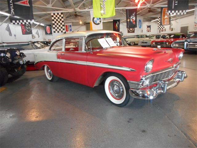 Picture of 1956 Chevrolet Bel Air located in Gilroy California - NU89