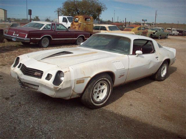 Picture of '78 Camaro Z28 located in Texas - NU8D