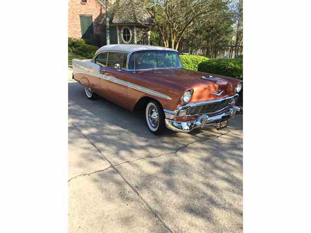 Picture of '56 Bel Air - NU8T