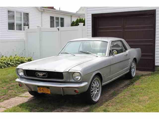 Picture of '66 Mustang - NU8U