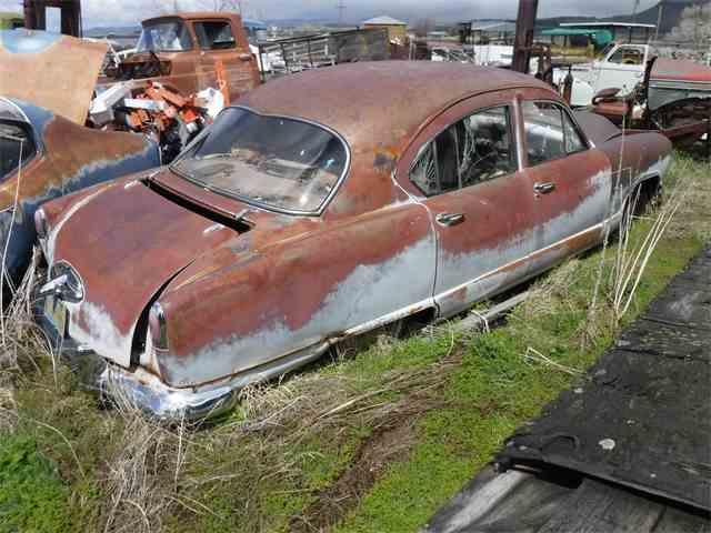 Picture of '51 Deluxe 4 Door Sedan - NU96