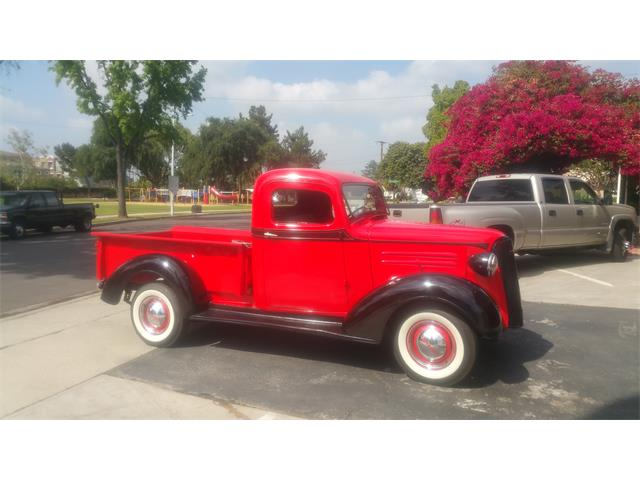 Picture of Classic 1937 Chevrolet Pickup - NU9G