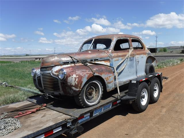 Picture of '41 Chevrolet 4-Dr Sedan located in TULELAKE California - $2,500.00 Offered by  - NU9H