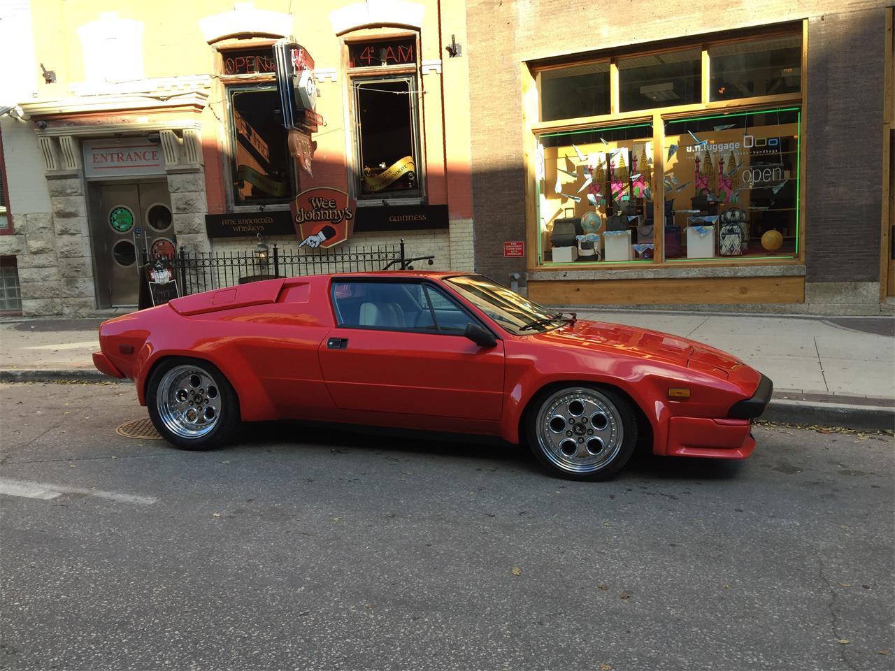 For Sale: 1985 Lamborghini Jalpa in WINNIPEG, Manitoba