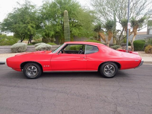 Picture of '69 GTO - NSNT