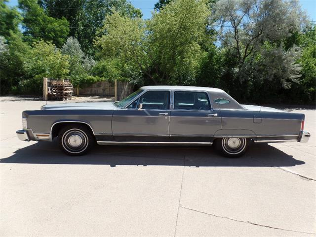 Picture of '77 Continental - NUA5