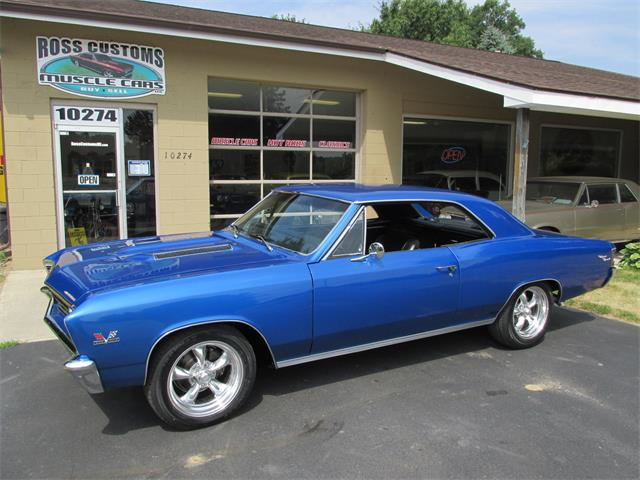 Picture of '67 Chevelle SS - NUA8