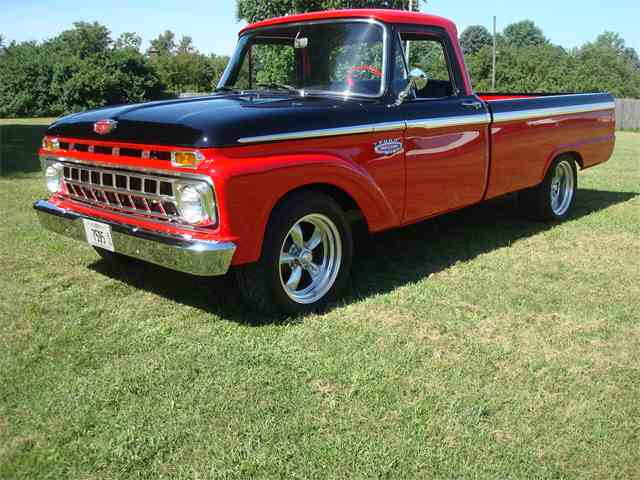 Picture of '66 F100 - NUA9