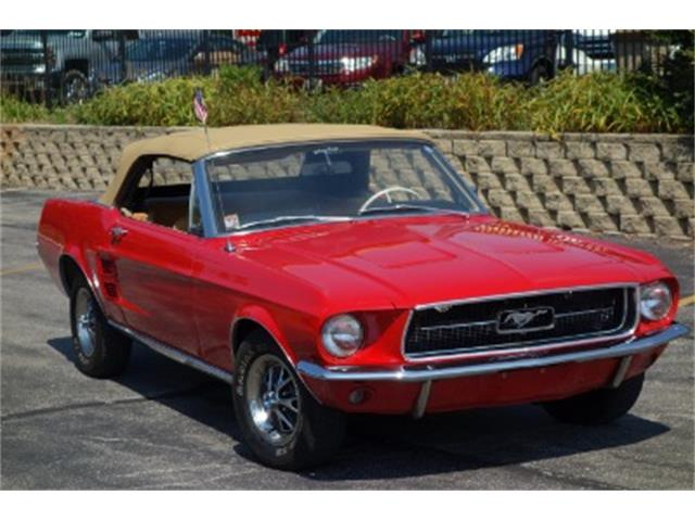 Picture of '67 Mustang - NUAM