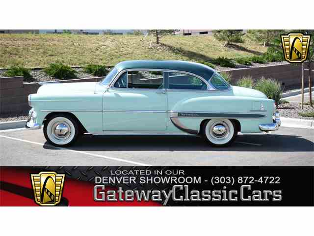 Picture of '53 Bel Air - NUAV