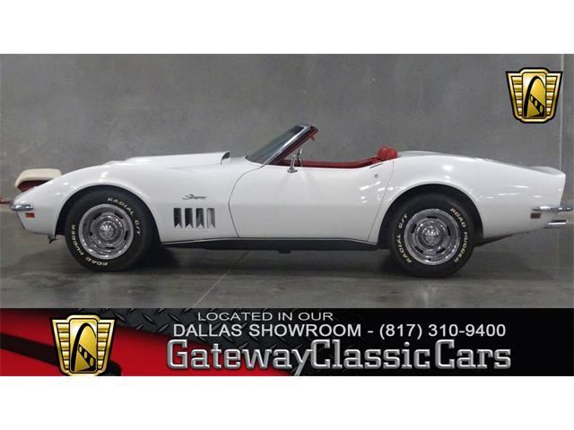 Picture of 1969 Chevrolet Corvette - NUB9