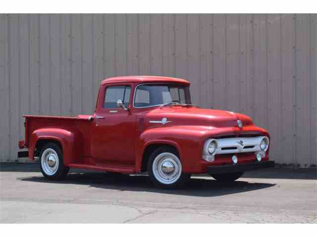 Picture of '56 F100 - NUBY
