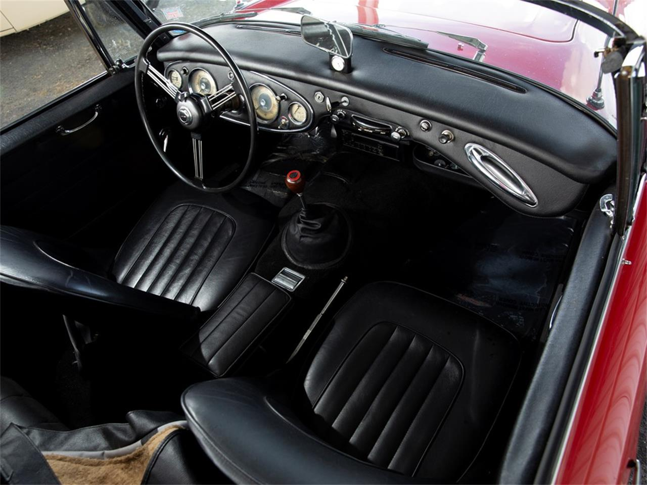 Large Picture of Classic 1963 Austin-Healey 3000 Mk II BJ7 Auction Vehicle - NUCB