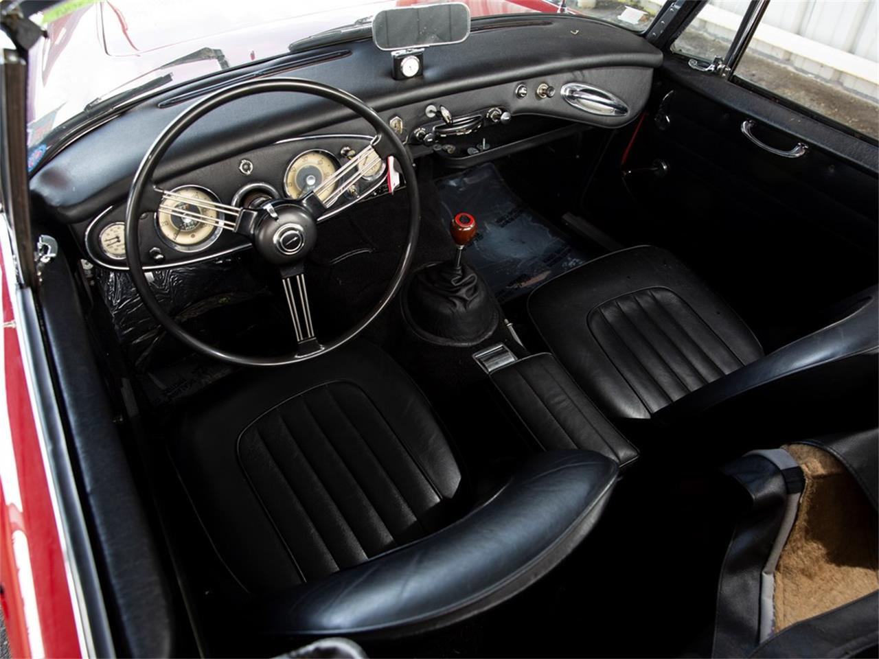 Large Picture of Classic '63 Austin-Healey 3000 Mk II BJ7 located in Auburn Indiana Auction Vehicle - NUCB