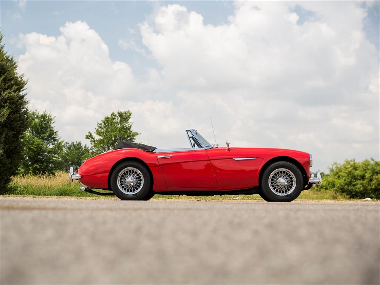 Large Picture of Classic 1963 3000 Mk II BJ7 - NUCB