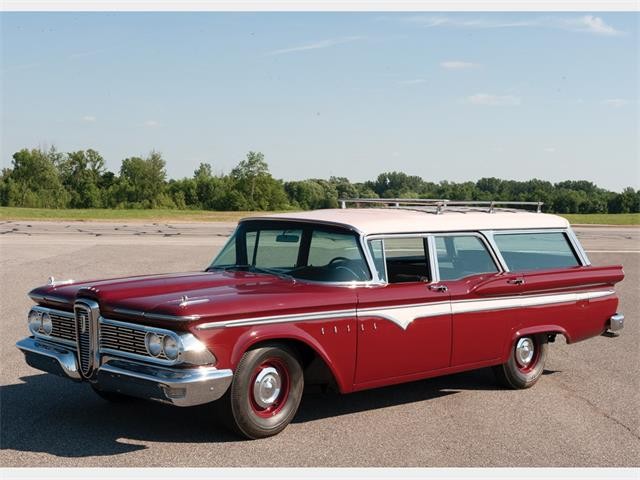 Picture of '59 Villager Six-Passenger Station Wagon - NUCC