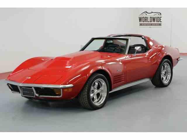 Picture of '72 Corvette - NUCD