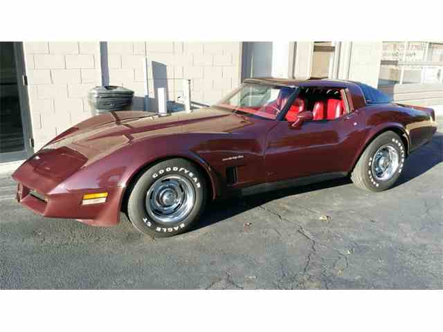 Picture of '82 Corvette - NUCE