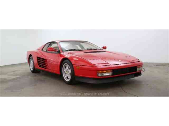Picture of '90 Testarossa - NSO2