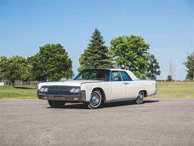 Picture of '62 Continental Hardtop Sedan - NUCN