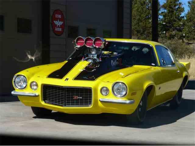 Picture of '71 Camaro - NUDD