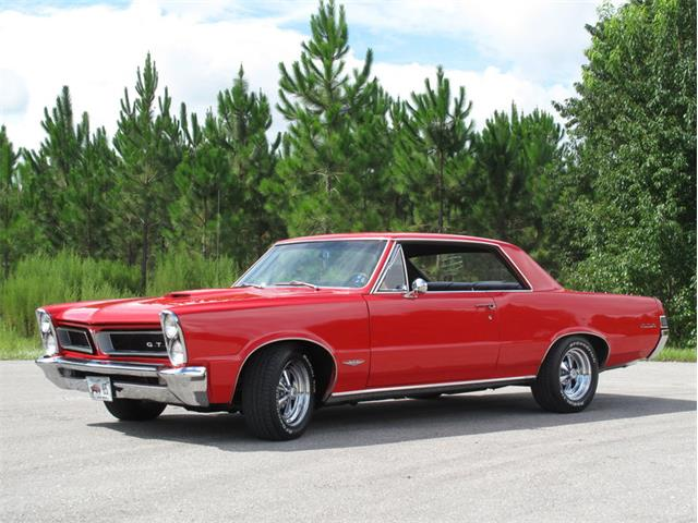 Picture of 1965 Pontiac GTO located in Florida Offered by  - NUDJ