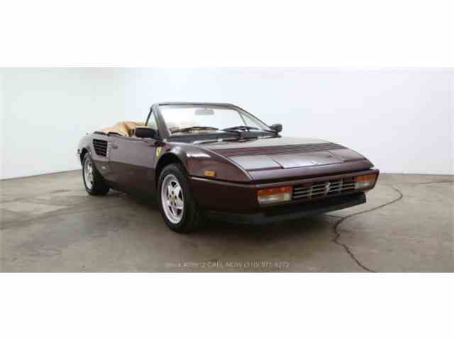 Picture of '87 Mondial - NUE0