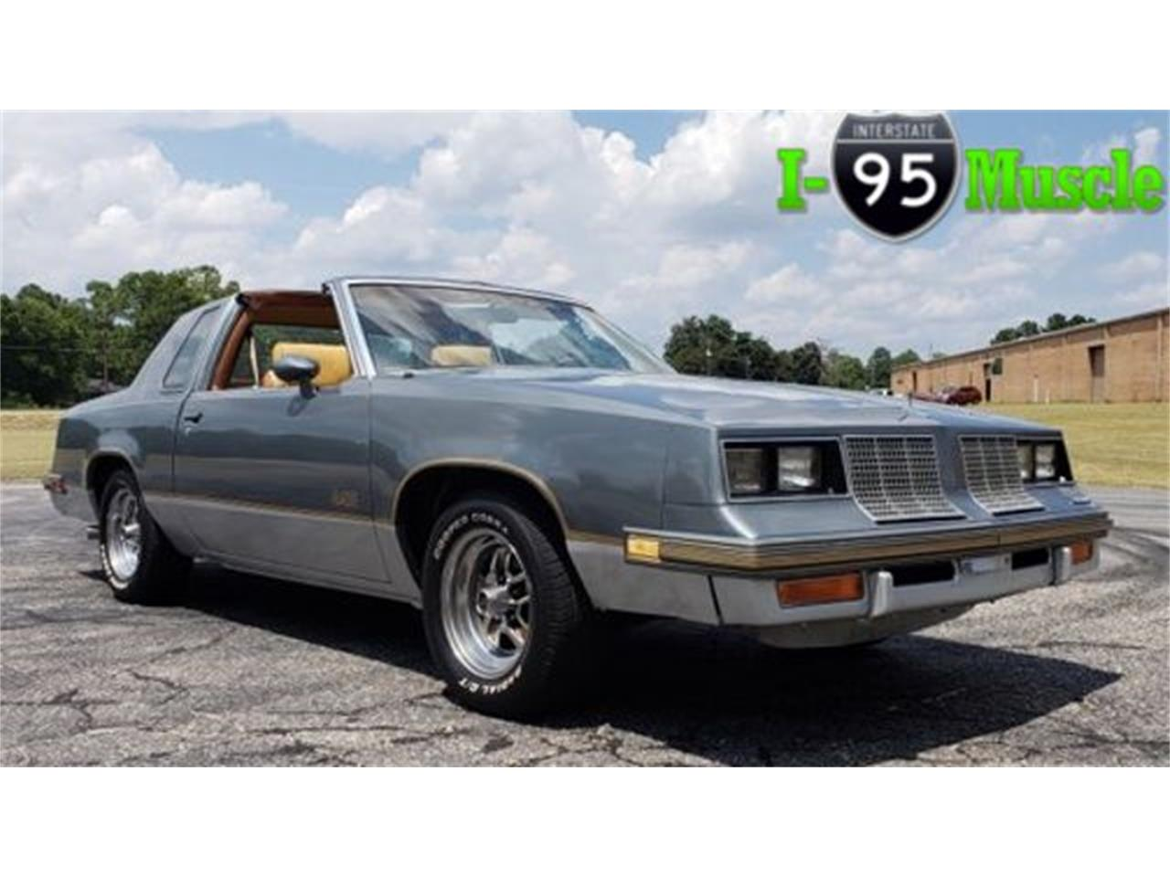 Large Picture Of 1985 Oldsmobile Cutlass Located In Hope Mills North Carolina