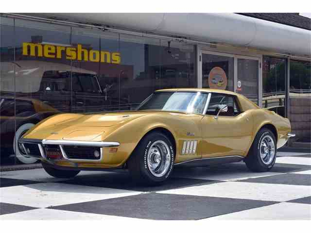 Picture of '69 Corvette - NUEK