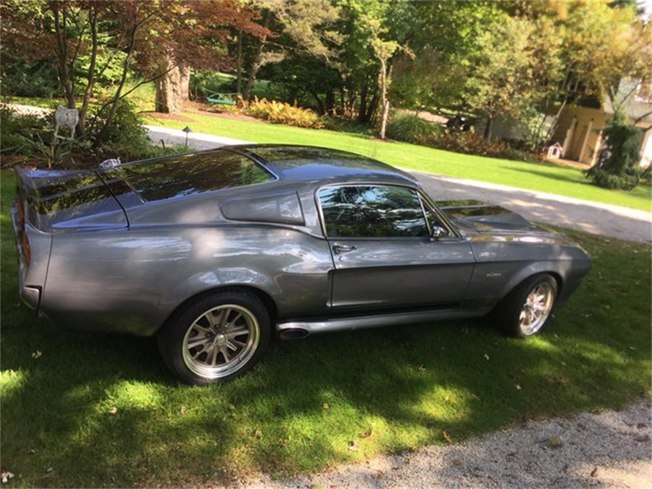 Large Picture of '68 Mustang - NUEP