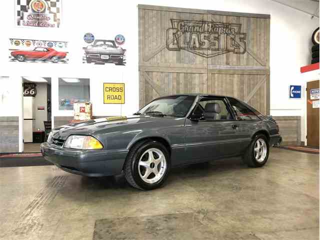 Picture of '89 Mustang - NSOB