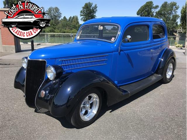 Picture of '36 Sedan - NUFG