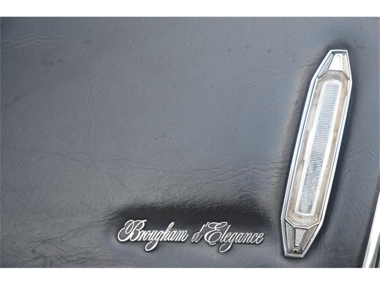 Large Picture of '76 Cadillac Brougham located in Tennessee - $14,500.00 - NUFI