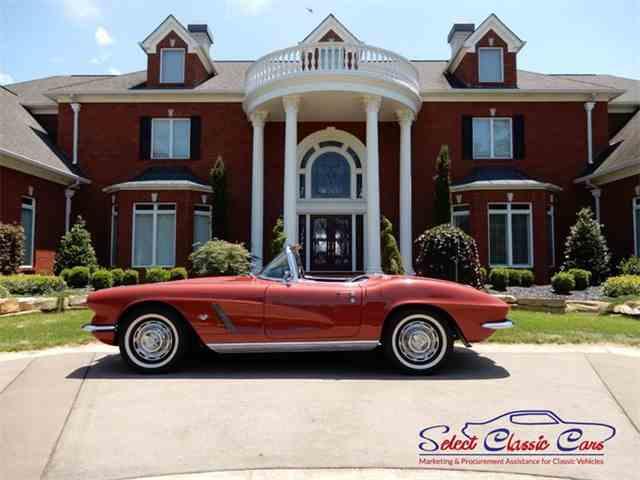 Picture of '62 Corvette - NSOD